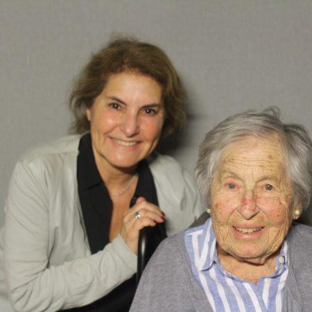 Joan Zoloth and Helen Zoloth