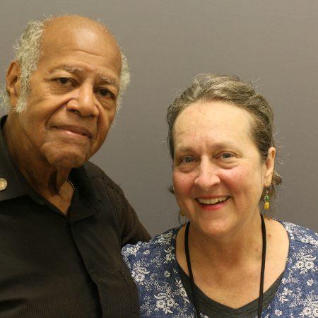 Beth Jackson and James Elliott III