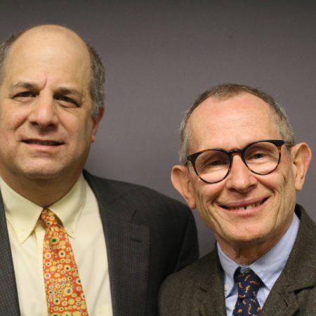 Richard Woldenberg and Dennis Blackmore