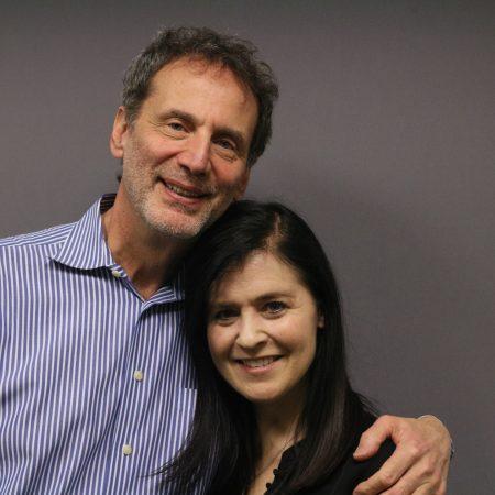 Julie Kerwin and David Kleeman