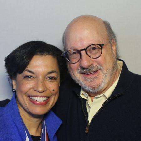 Bonnie St. John and Allen Haines