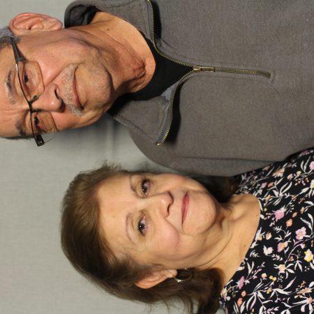 Jesse DeLeon and Linda DeLeon