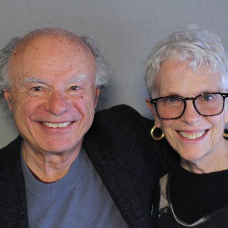 Mary-Allen Macneil and Jack Weisberg