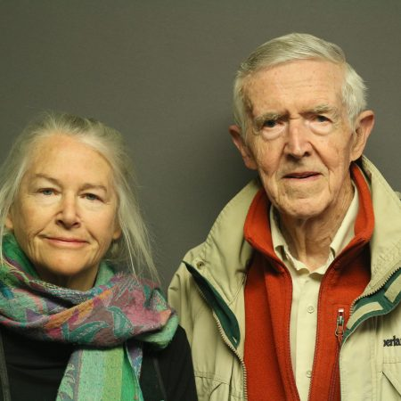 Barry Dunleavy and Maria Garten
