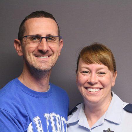 Wendy Woodard and Scott Woodard