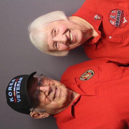 George George and Carol Gaines