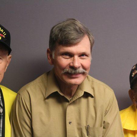 David Morrison, Mario Lopez Kirker, and Jacob Miller