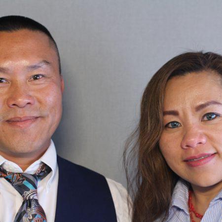 Kao Lee and Vang Vang
