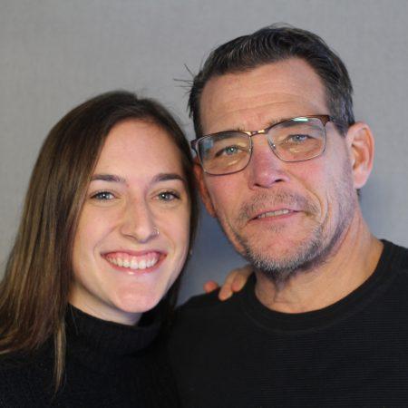 Ronald Zikmund and Lea Zikmund