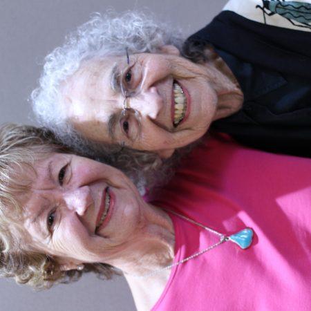 Etta Robin and Kathleen Arnold-Chambers