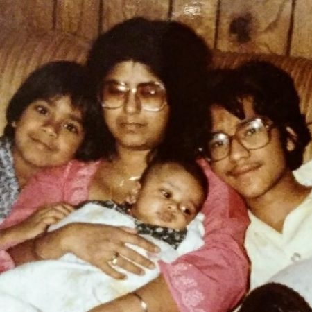 Alok's Interview with his Aunt, Ranjana Sinha on 12/5/2017 - Part II