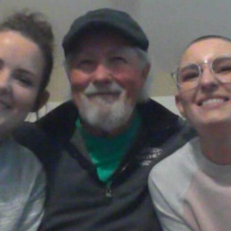 Julia Sharkey, Hanne Sharkey, and John Sharkey