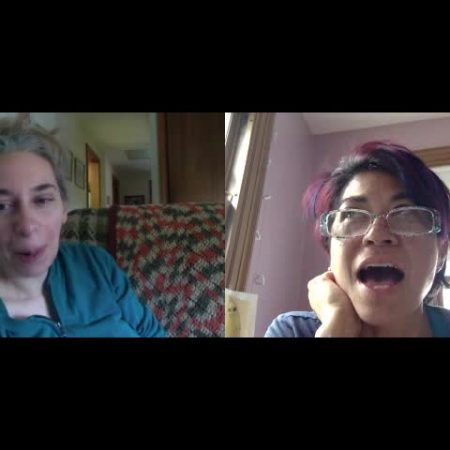 Anna Ramirez and Danielle Schmitt:  Opportunity and Creativity during Crisis