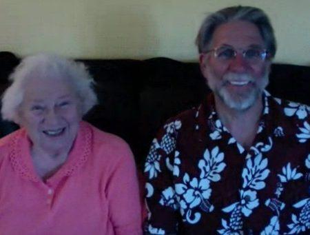 Glenn Gilmore and Norma Gilmore
