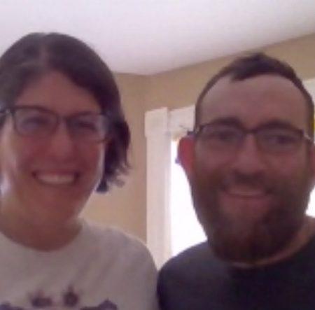 Samuel Harworth and Valerie Kurth