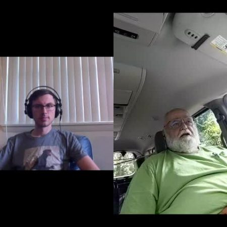 Andrew Burdick interviews Dave West #4 (20200808) Young Adulthood - Mentors, Growth, and Early Jobs