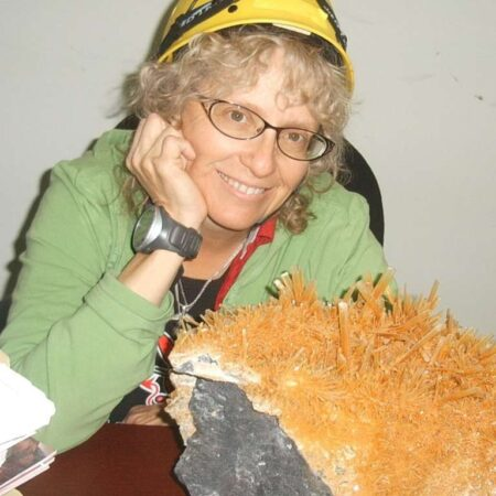 Examining geomicrobiology in caves and mines, with a side of space exploration and astrobiology. An interview with Penny Boston.