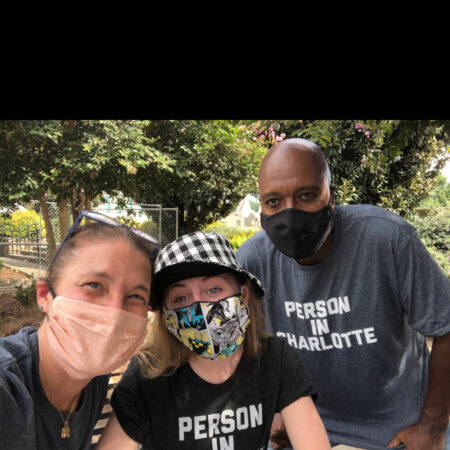 Person in Charlotte - Mike Lee - Learning About Racism in America (Part I)