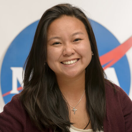"""""""At an early age, I was exposed to all things NASA."""" An interview with Christina Lim."""