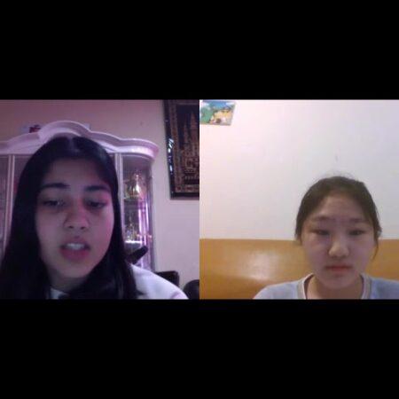 Jeongmi Ahn and Shahana Jalal