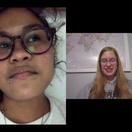 Sara Wentzel and Montara Hamilton - COVID and Student Teaching