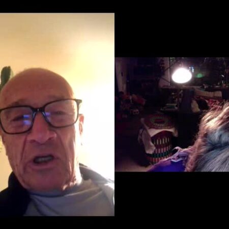 Jenny Rask Interviews Father Gene Rask about his life. Interview about Lee Rask and family and Annie Rask.