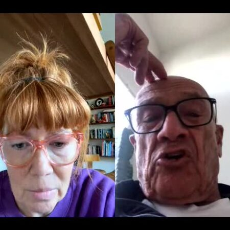 Jenny Rask interviews Ffather Gene Rask about his life.