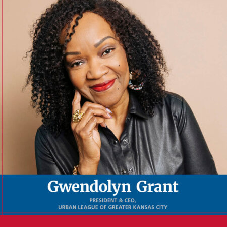 A conversation with Gwen Grant, CEO of the Urban League of Kansas City.