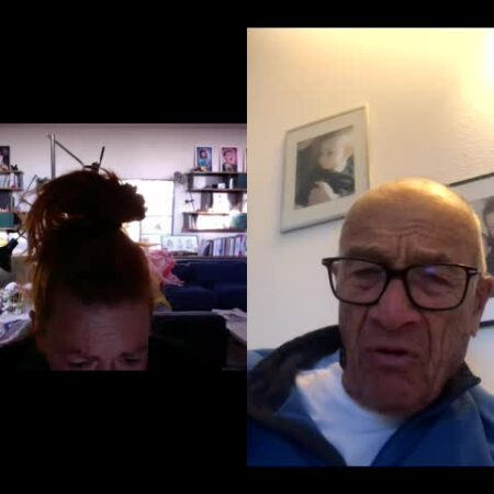 Jenny Rask Interviews Father Gene Rask about this life.