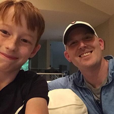 John King interviews Dad