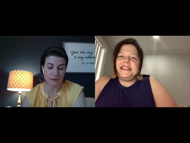 Amy Nace-DeGonda and Margeaux Gray: The Power of Resiliency