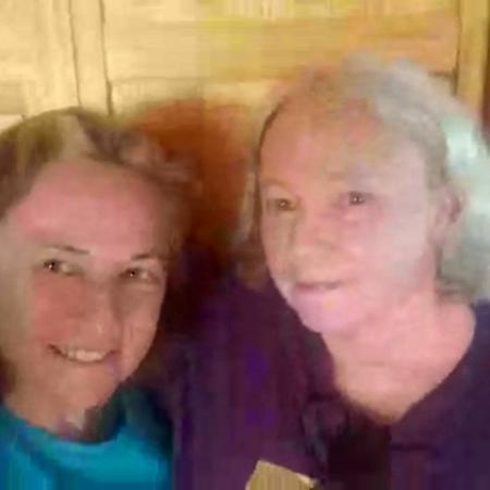 Deborah Harkrader and Elva Harkrader